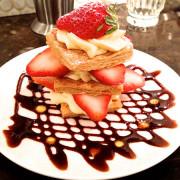 【捷運美食- 士林站】三明治和鬆餅專賣店@咖啡弄--這次不點鬆餅!