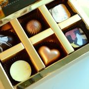 台北大安。七見櫻堂巧克力七夕限定-微醺珠寶盒系列