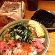 [東區] 瞞著爹丼三店,吃得到海鮮在嘴裡跳動 >_<