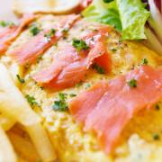 Longtable餐廳 brunch早午餐(初訪)