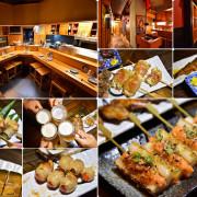 【台中居酒屋】 木庵食事處日式居酒屋,大推鹽烤軟絲、雞軟骨。食尚玩家報導