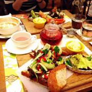 【食記 台北】LOCCITANE CAFE歐舒丹咖啡,美味的南法鄉村風情