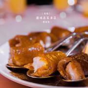 [食癮-中式]蘭城晶英酒店櫻桃鴨(紅樓中餐廳)-一鴨五吃,終於吃到傳說中的櫻桃鴨,巨美味的櫻桃鴨握壽司!/宜蘭美食/冠軍烤鴨