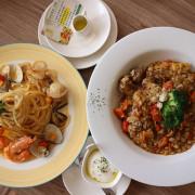 。新竹食記。芙歐fullpasta義式餐廳。親子友善、餐點健康美味!