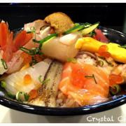 【新北好食推薦】橋壽司 新鮮美味華麗度依舊破錶的好超值優秀海鮮丼飯!