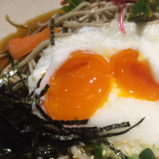 [台北]以為來到了日本!用簡單純粹征服你-二月半そば蕎麦麺