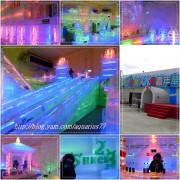 【新竹.竹北】新竹哈爾濱冰燈嘉年華 ~ 冰雕滑梯怎樣都玩不膩 ︿_︿