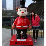 2013泰迪熊~秋紅谷公園