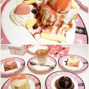 『邀約』尖叫吧~女孩!!夢幻粉紅芭比咖啡Barbie Cafe【台北/東區】