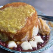 《屏東景點美食》萬丹阿基伯六十年冰店~聽說比潮州圓環那二間名店還厲害的燒冷冰!