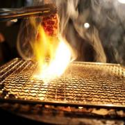 台北美食|火之舞蓁品燒 和牛放題開心大滿足的和牛燒肉吃到飽,食材質量很好~甜點更是一絕必吃 東區燒肉