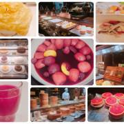 【台北東區】果然匯~蔬食吃到飽 連三個月都到訪高CP