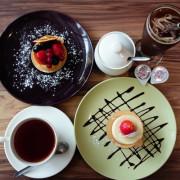 食。台北東區。Eat Eat 意義Bistro 東區 有氣氛 寬敞店面 甜點 起司蛋糕 莓果塔 大安路美食 小巷弄 II