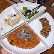 南京復興 燉飯●吃義燉飯-西餐、燉飯、套餐、排餐 @跟著Julie一起走吧