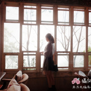  新竹尖石HSINCHU 紅牆薇景觀花園餐廳Roses Villa 禾乃氏-宛若仙境的山間密境花園,沉浸於遠離塵囂的雲霧繚繞