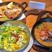 無限沙拉麵包飲料The Villa Herbs restaurant樂利店菜單附/信義安和/通化街美食