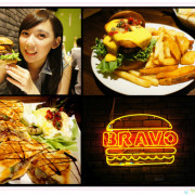 【台北美食】就算吃了會發福一輩子也問心無愧--Bravo Burger發福廚房