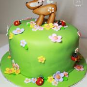Banbi217 美食旅遊: 焙藝遊 蛋糕餅乾烘培裝飾課程,DIY裝飾道具,派對慶祝客製化蛋糕(台北捷運中山站)