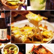 【美式料理】葳苙二壘 Willys Sport Restaurant。美式運動酒吧餐廳,外國人的秘密基地,週末夜與朋友狂歡好去處。