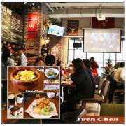 《捷運南京三民美食》CP值高的人氣爆紅美式輕食餐廳『CAMPUS-CAFE-南京店』-『體驗團』