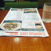 老寶食記 | Campus cafe 南京店 | 美式校園風格洋食店 | 燉飯、木碗沙拉、甜點、約會