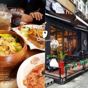 【美式餐廳】生日第一餐先來個美式 Campus Café 南京店