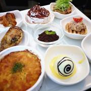 【食記】台北*東區。國王餐廳*九宮格下午茶 prime肋眼沙朗