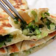 《桃園中壢》含蔥量超高用料好實在的老克明蔥油餅