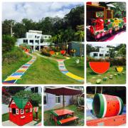 *新竹景點*西瓜莊園文化教育園區。以西瓜為主題的親子餐廳