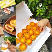【蛋糕甜點】超可愛的野餐小甜心 Mini乳酪球 七個小日子 7 days 臺中十大伴手禮