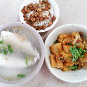 【台南-中西區】阿星鹹粥Since 1965年創始店
