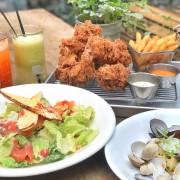 不同於飯店式餐館! 簡潔風格的酒吧式餐廳 ● 意舍酒店AMBA ● 吃吧餐廳 | 台北西門町美食