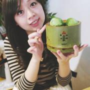 一片綠油油的午茶時間 ❤ 「三星園抹茶.日本茶の專売店」上林茶屋
