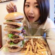 《板橋美食》巨無霸高度的無敵腹仇者三明治,可以說是小小台北101了吧!!!!