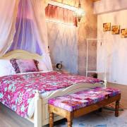 【住宿。豚】羅東易和屋鄉村風民宿,南法香頌雙人房裡的所有傢俱我都想買回家!(羅東夜市、羅東火車站、發送網)