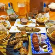 【台中南屯區】超隱密的居酒屋!巷子內唯一的不夜城『木庵食事處。日式居酒屋』