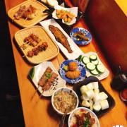 台中美食/台中日式居酒屋-木庵食事處