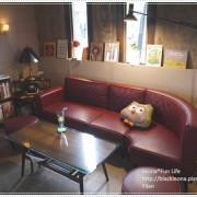 【旅遊】倉庫裡的書香咖啡香。宜蘭舊書櫃-二手書咖啡輕食