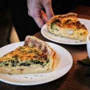 台北信義|Maple Maple Cafe~優雅道地的豐富鹹派!胡天蘭加拿大美食推薦(捷運永春站)~
