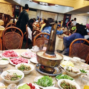 *台北* 唐宮 蒙古烤肉涮羊肉~豪邁大口吃肉