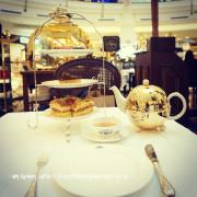 【Sweets】終於也去朝聖了♡ 1837 TWG TEA 新加坡頂級茶沙龍 微風廣場