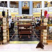 【台北好食推薦】新加坡來的TWG茶沙龍下午茶!金光閃閃想嚇唬誰吶!
