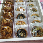 米思酷奇 香酥塔皮搭配四種內餡 健康又好吃的網購美食