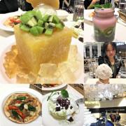 [信義區餐廳]ATT4FUN 4F 甜蜜王國✫冰果甜心 Bingirl✫繽紛手工冰磚♥鬆餅♥烤餅♥義大利麵
