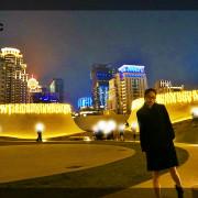 //台中景點//臺中國家歌劇院。高聳建築擁抱的城市之美,漫步空中花園的浪漫文青感,就這樣靜靜的吧