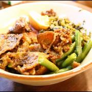[市府站永吉路30巷美食 ] 烤師傅燒肉飯~大推烤雞腿飯(2014更新)