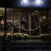 聖誕約會餐廳清單☆歐式餐廳三連發之最終彈░A COMMUNITY restaurant and bar☞國父紀念館站☜░