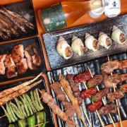 [食記] 台北 - 中山/松江南京【柒串燒屋】🍢平日也超多人!!CP值爆表的平價超夯串燒店🤤