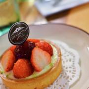 『桃園||中壢』美味司康,季節限定草莓塔,完美英式下午茶-Diamond Hill