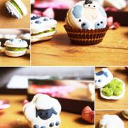 【團購夯物】Nina巧克力工坊。來自南投清境糖果屋,新品推薦:超古錐牛羊抹茶馬卡龍。